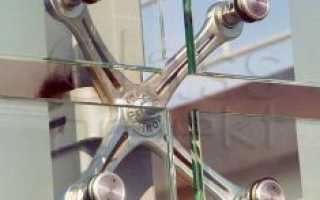 Спайдерные системы остекления, спайдерное остекление фасадов