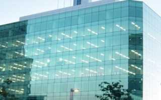 Структурное остекление фасадов зданий, структурное фасадное остекление