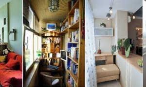 Дизайн лоджии и балкона: продумываем все