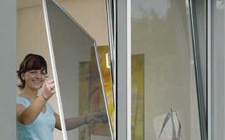 Москитная сетка на балконную дверь от А до Я