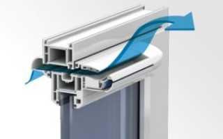 Для чего нужен приточный клапан на пластиковых окнах и как его установить