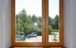Деревянные окна со стеклопакетом — что надо знать перед установкой