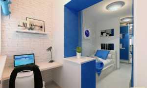 Детская комната с балконом: вариации планировки