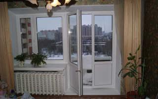 Как отрегулировать пластиковую балконную дверь? Пошагово