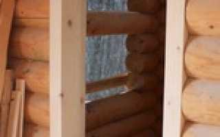 Какое расстояние от окна до потолка в частном доме?