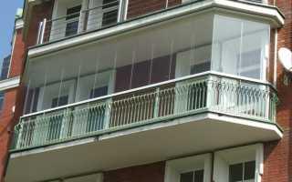 Безрамное остекление балконов и лоджий: достоинства