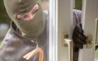 Как защитить окна от проникновения