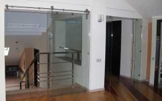 Стеклянные двери: входные, балконные, межкомнатные, для ванной, кухни фото