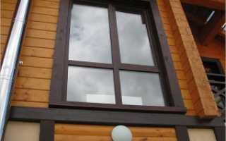 Деревянная обналичка окон в деревянном доме — что нужно знать перед началом работ