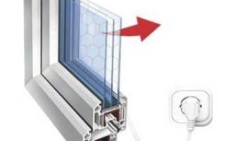 Выбираем стеклопакеты с электрическим подогревом — что такое теплые окна