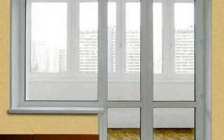 Стеклянные балконные двери: за и против