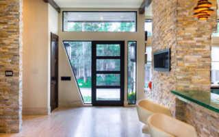 Разновидности пластиковых дверей и их выбор по критериям