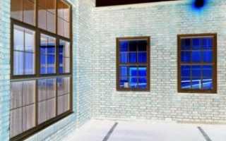 Как делают цветные пластиковые окна