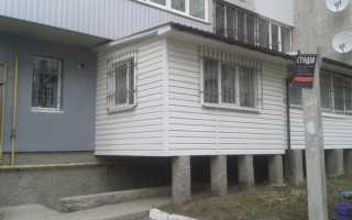 Как пристроить балкон на первом этаже: трудности разрешений