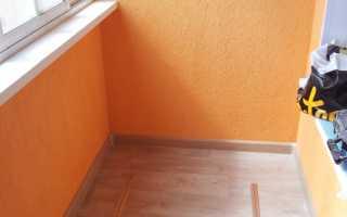 Отделка балкона короедом: трудно но красиво