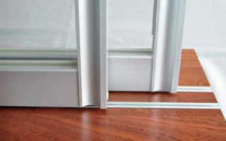 Механизм для раздвижной двери своими руками: инструкция