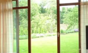 Как выбрать раздвижные алюминиевые двери для террасы и на что смотреть