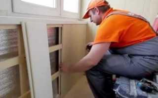 Как отделать лоджию или балкон пластиковыми панелями