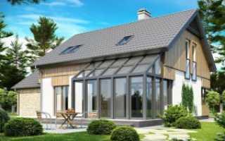 Проекты домов с зимним садом, создание зимних садов