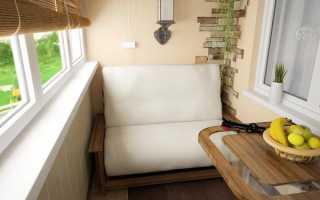 Оформление балкона и лоджии: идеи