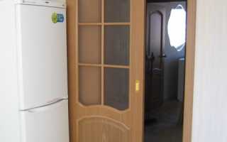 Как правильно установить раздвижные межкомнатные двери