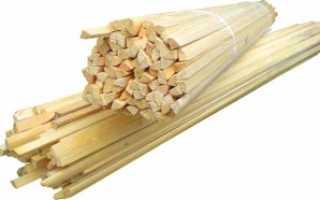 Зачем нужны штапики для деревянных окон