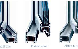 Изготовления окон из профиля Плафен особенности и разновидности конструкций