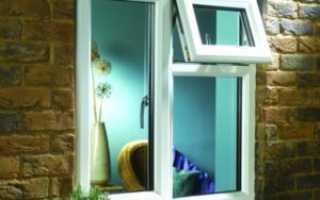 Бывают ли пластиковые окна с обычными форточками