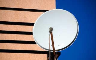 Балконная антенна: спутниковая и телевизионная