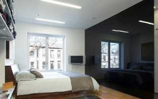 Создать стильный дизайн стен из стекла в квартире с прозрачными внутренними перегородками