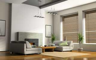 Как создать уютный интерьер гостиной с помощью дизайна окон?