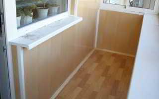 Как утеплить пол на балконе: материалы и начало работ