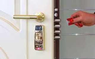 Замки для дверей из алюминия — OknaNaGoda.com