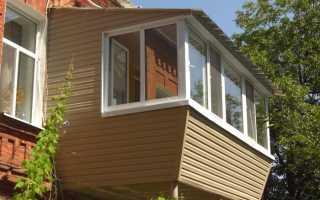 Ремонт крыши лоджии и балкона от А до Я