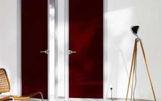 Алюминиевые межкомнатные двери: выбор, виды и преимущества