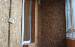 Отделка балкона пробкой: почему хорошо?