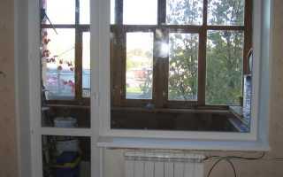 Ремонт балконной двери от А до Я