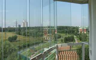 Панорамное остекление балкона и лоджии: преимущества