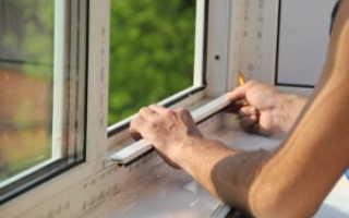 Как вставить пластиковое окно правильно: техника монтажа