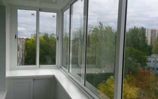 Остекление балконов Provedal (Проведал): преимущества