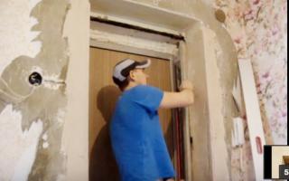 Выбираем из чего лучше сделать откос для входной двери в квартире или доме