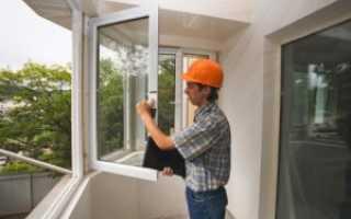 Как отремонтровать пластиковые окна своими руками