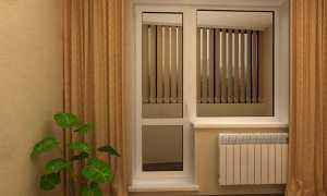 Регулировка балконной двери: общие правила