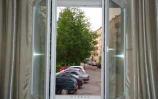 Конструкционные особенности штульпового окна