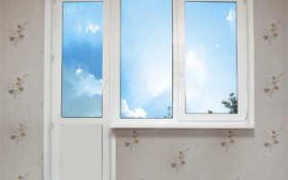 Какие выбрать пластиковые балконные двери