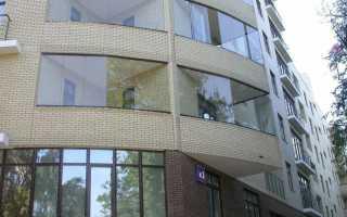 Бескаркасное остекление балконов: достоинства и недостатки