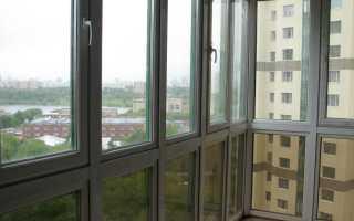 Французское остекление балкона и лоджии: недостатки