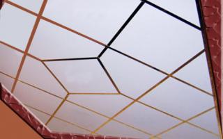 Стеклянные потолки — неповторимый дизайн вашего помещения