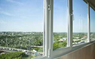 Профиль для остекления балконов: только основное