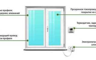 Окна с подогревом — область применения, особенности и принцип работы